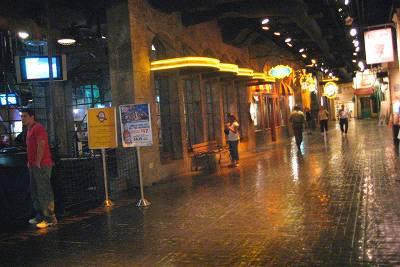 モンテカルロ通路