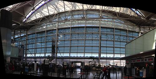 サンフランシスコ空港国際線ターミナル