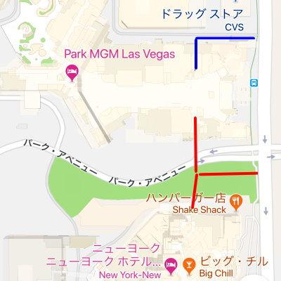 パークMGM改装工事