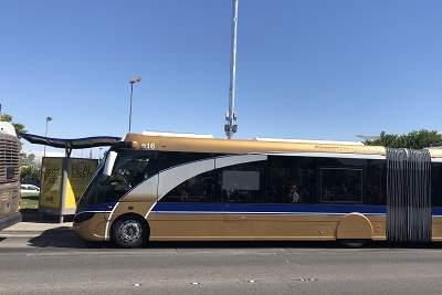 ラスベガスRTCバス