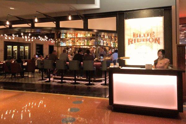 ブルーリボンレストラン
