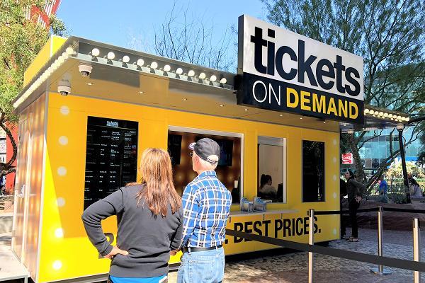 Tickets on Demand