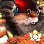 ベラージオ植物園の秋