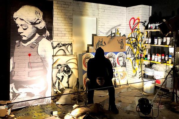 アーティストスタジオ