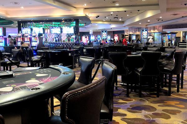 ハードロックホテル カジノ