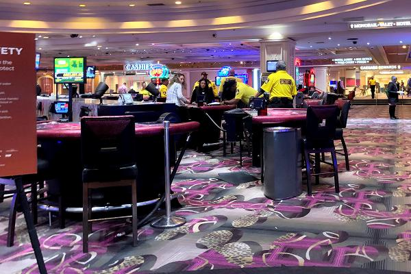 フラミンゴホテルカジノ