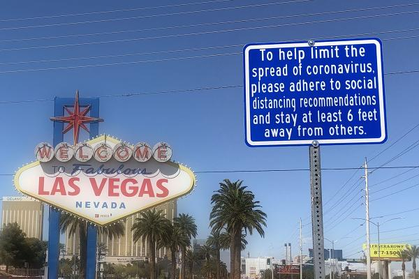 ラスベガスサイン
