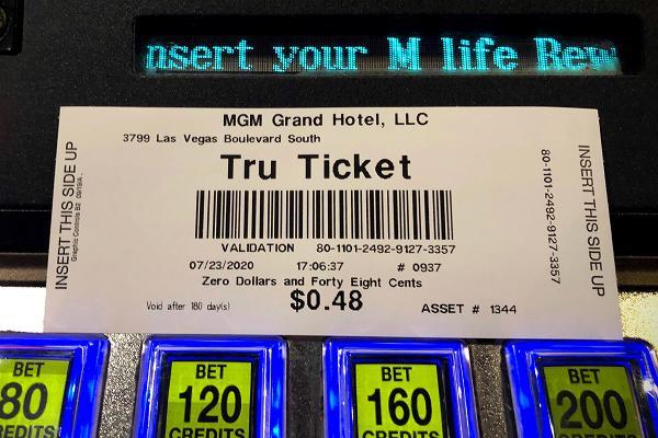 MGMグランド ATM