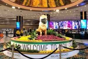 MGMグランドロビー