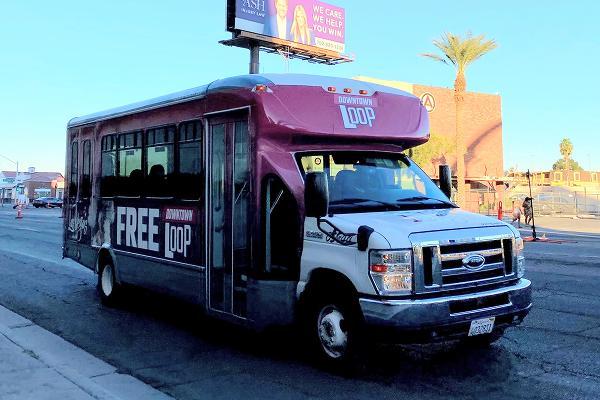 ダウンタウンループバス