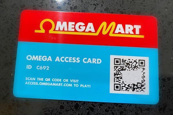 アクセスカード